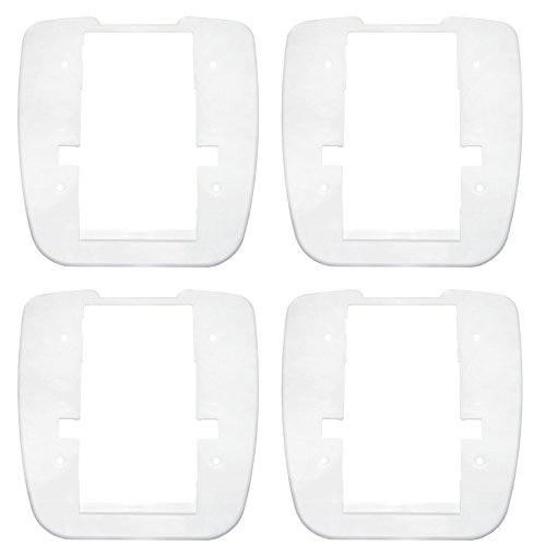 Hayward Navigator Suction Cleaner 925 Bumper Replacement, 4-Pack | (Hayward Bumper)