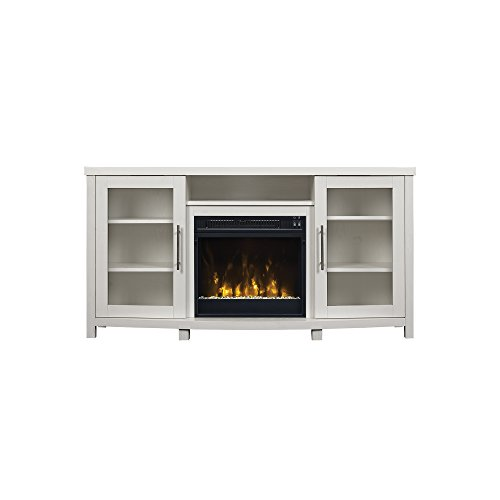 60 electric fireplace tv stand - 7