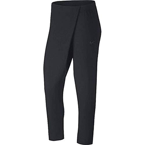 Black Donna Pantaloni 010 rise Nike Xl Mid 933436 Da Loose Studio Sportivi ZOqUvFn
