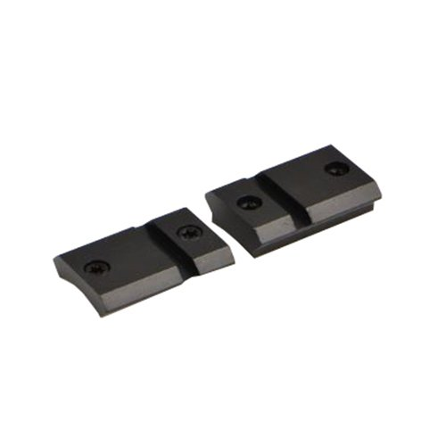 Warne Scope Mounts Maxima 2 Piece Base Fits Winchester XPR Long Action (Two Piece Base)
