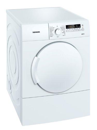 Siemens WT34A200 iQ300 Ablufttrockner / C / 7 kg / weiß / Restlaufanzeige