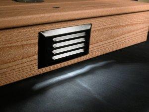 Deck Riser Led Lights - 7