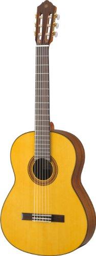 Yamaha CG162S Spruce Top Classical Guitar - Natural