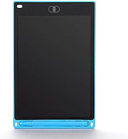 LKJASDHL Lcd 8.5インチタブレット子供の落書きスマートライティングボードLCDタブレット描画光おもちゃ描画タブレット (色 : 青)