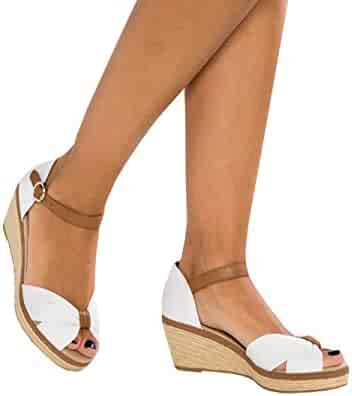 88ffa7c1f3b01 Shopping Pink - 1 Star & Up - Platforms & Wedges - Sandals - Shoes ...