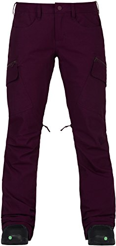 Burton Women's Gloria Pants, Starling, Small Burton Snow Pants