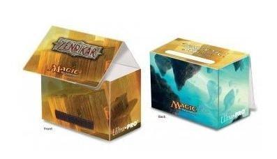 Magic the Gathering Zendikar Side Loading Deck Box