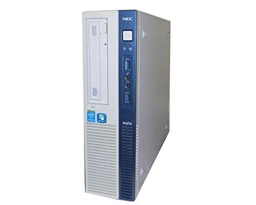 【誠実】 中古パソコン NEC デスクトップ 省スペース型 本体のみ Windows7 Pro Pro 64bit NEC Mate Mate MK33MB-J (PC-MK33MBZCJ) Core i5-4590 3.3GHz/4GB/500GB/DVD-ROM (NO-12857) B07N8V6RCC, ショップインバース:945126e1 --- arbimovel.dominiotemporario.com