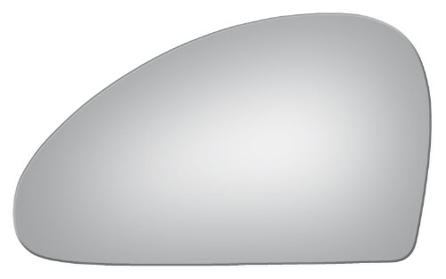 1999-2002 Mercury Cougar Flat, Driver Left Side Replacement Mirror Glass Mercury Cougar Door Mirror