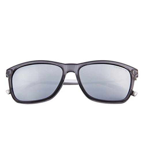 MERRY'S Unisex Polarized Aluminum Sunglasses Vintage Sun Glasses For Men/Women S8286