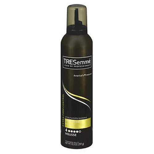 TRESemmé TRES Two Hair Mousse Extra Hold 10.5 oz(Pack of 3)