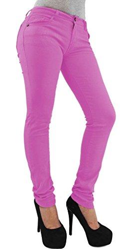 noir Vanilla Bb Inck Femme unique Taille Jeans Rose qww8UTt