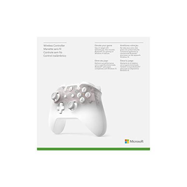Xbox Wireless Controller - Phantom White Special Edition 7