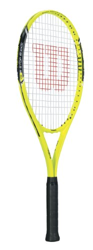 Wilson Energy XL Adult Strung Tennis Racket, 4 1 2