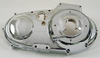 (Chrome plated cover fits sportster 1994/2003 (imported)-by-v-factor )