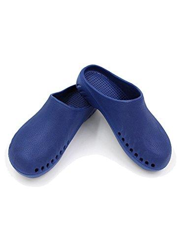 cleanpower - Calzado de protección para mujer Azul