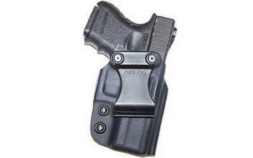 Galco Triton Kydex IWB Holster for S&W J Frame 640 Cent 2 1/8-Inch .357 (Black, Right-hand) by Galco