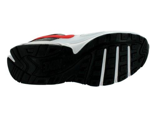 Air Max Ir Deportes fuertes Training Shoes White/Challenge Red/Black