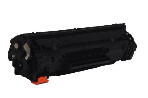 Brand New Cooltoner Compatible HP Black 2000 Yield Toner Cartridge HP436 for HP LaserJet P1505/P1505N/M1120/M1120 MFP/M1522/1522F/M1522N/M1522NF/M1550, Office Central