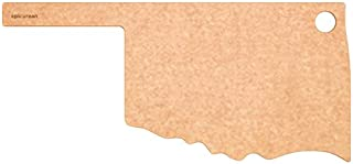 product image for Epicurean, Natural State of Oklahoma Cutting and Serving Board, 17 8-Inch, Inch by 8-Inch