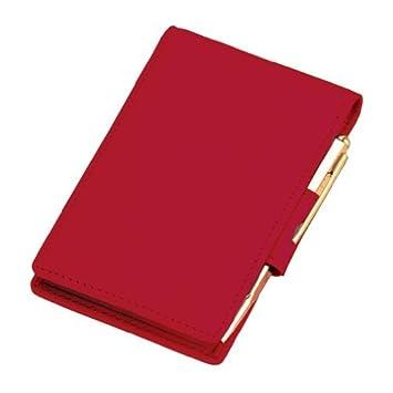 d8689e34333 Brookstone Royce Journalist-Style Leather Flip Notepad  Amazon.co.uk   Office Products