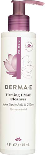 derma e (NOT A CASE) Dmae Alpha Lipoic Acid C-Ester Foaming Facial Cleanser