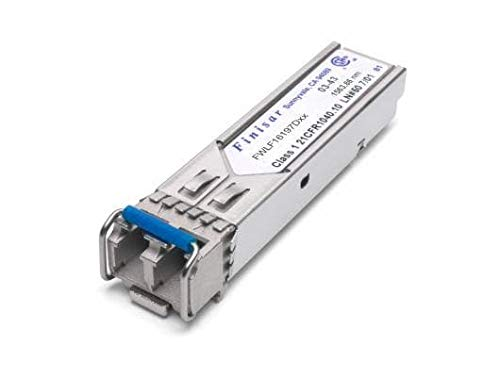 Fiber Optic Transmitters, Receivers, Transceivers 1470-1610nm DFB, 8 C WDM wavelengths, APD (FWLF16197D47) by Finisar (Image #1)