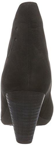 Marc Shoes Elle, Women's Cold Lined Classic Boots Short Length Black - Schwarz (Black 100)