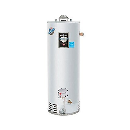 50 Gallon - 40,000 BTU Defender Safety System High EF Residential Water Heater (Nat Gas)