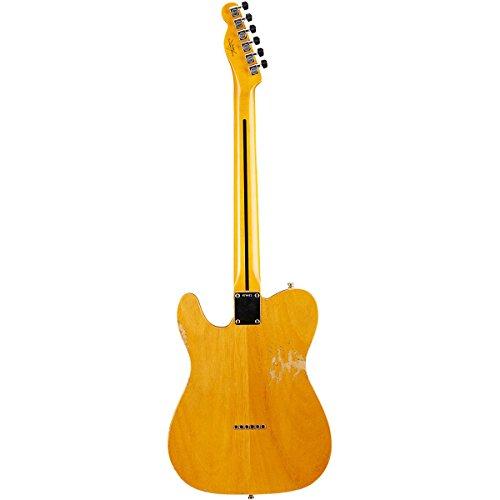 Fender Custom Shop Double TV Jones Relic Telecaster Electric Guitar Surf Green Sparkle