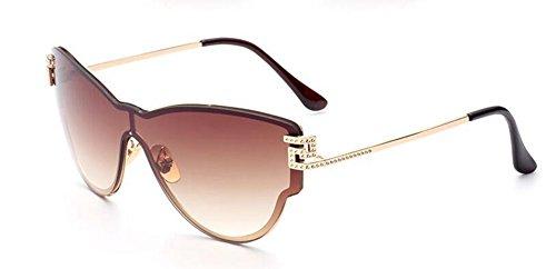 Thé lunettes vintage Double rond retro inspirées Tranche de en cercle métallique soleil Lennon polarisées style du de ZTBZx0