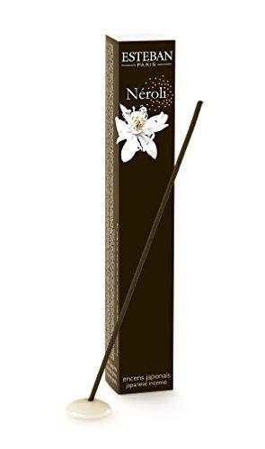 Esteban Paris - Neroli - Japanese Incense Discovery Box (40 Sticks) by Esteban Paris