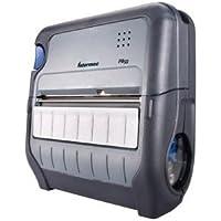 Intermec PB50 Direct Thermal Printer - Monochrome - Portable - Label Print - 4.39 Print Width - 4 in/s Mono - 203 dpi - 16 MB - Wireless LAN - USB - Serial - LCD - 4.39 - PB50B11803100