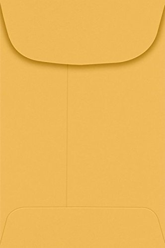 #4 Coin Envelopes (3 x 4-1/2) - 24lb. Brown Kraft (50 Qty.) | Perfect for storing Small Parts, Coins, Jewelry, Stamps, Seeds, Small Electronic Parts and so much more! | 94813-50