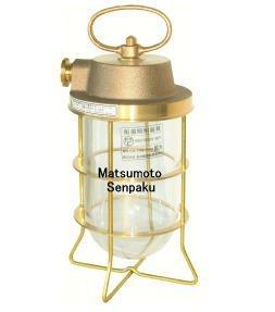 松本船舶電機 マリンランプ スペシャルライトシリーズ 2号テサゲ ゴールド 2-TS-G 【ランプ別売】】【屋外屋内兼用】 B00U1J52KS 11534