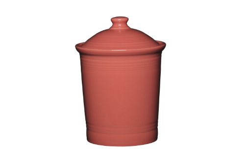 Fiesta 3-Quart Large Cannister, Flamingo