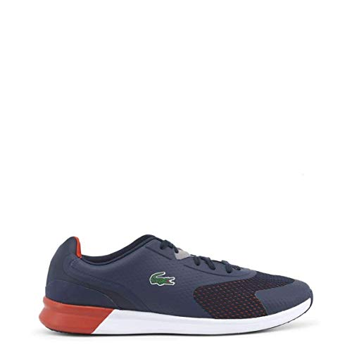 Sneakers Lacoste Uomo Blu 43 ltr 734spm0035 RRBnqAF