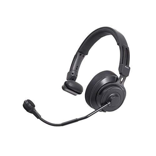 Audio-Technica BPHS2S Single-Ear Broadcast Headset Dynamic Microphone [並行輸入品]   B07GTTSYBZ