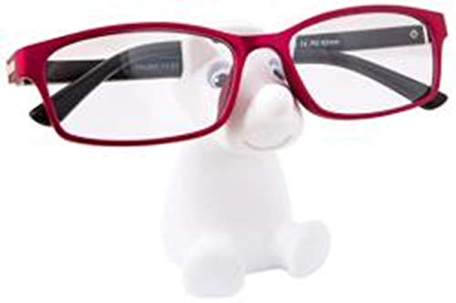 06ccedcadec Remaldi Glasses Stand Spec Holder Holder for Specs Gift Present Boxed Betty  Dog Spec Holder White  Amazon.co.uk  Health   Personal Care
