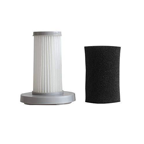 (Kiorc 1Pcs HEPA Filter Element for Deerma Mini Push Rod Vacuum Cleaner DX700)