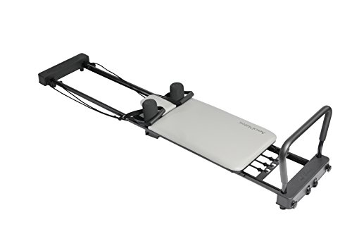 Stamina AeroPilates Reformer 287 with 3 Resistance Cords