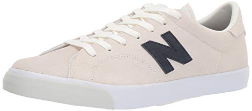 New Balance Men's 210v1 Skate Sneaker, CREAM, 11 D US