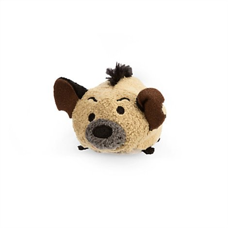 "New Disney Store Mini 3.5""  Tsum Tsum ED THE HYENA"