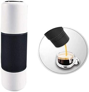 HL-TD Tragbare Kaffeemaschine, Espresso-Maschine-Maschine Handbetriebene Keine Batterie Erforderlich Perfekte Reise Mühle