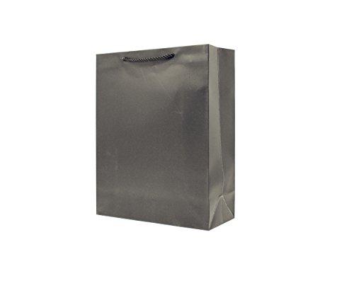 Singular Metallizing Party Halloween Gift Paper Bags Large Size (Set of 12) (Vertical(12.2