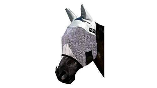 Professional's Choice Fly Mask with Ears Cob by Professional Choice