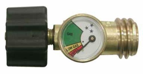SAFETY GAUGE GAS METER by TVL MfrPartNo 80064A