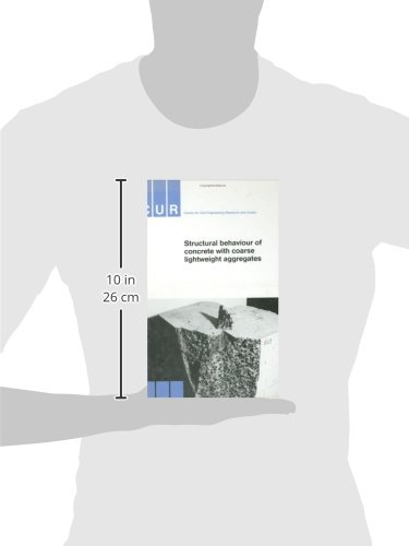 Structural Behaviour of Concrete with Coarse Lightweight Aggregates (Cur Report 173)