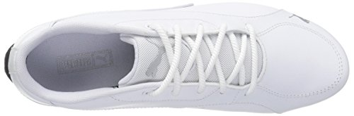 Puma Drift Cat 5 Kern Synthetische Sneakers Puma Wit