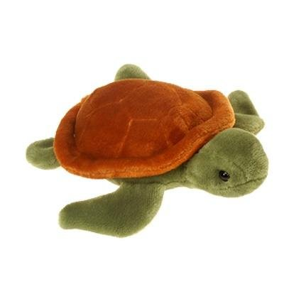 Amazon Com Comfies Bean Bag Turtle Large 18 By Fiesta Toys Games